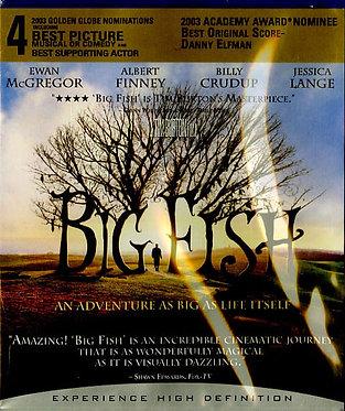 Big fish  /  Tim Burton
