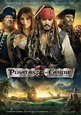 Piratas del Caribe: navegando aguas misteriosas  /  Rob Marshall