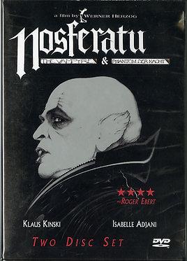 Nosferatu the vampire & phantom der nacht  /  Werner Herzog