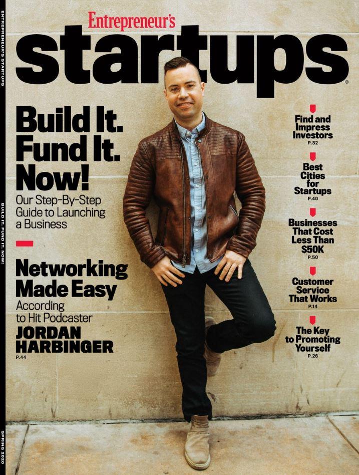 Entrepreneurs Start Ups