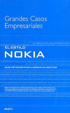 EL ESTILO NOKIA SUS MÉTODOS PARA LIDERAR UN SECTOR