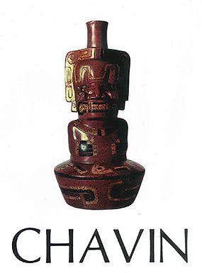 CULTURAS PRECOLOMBINAS: CHAVÍN