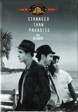 Stranger than paradise  /  Jim Jarmusch