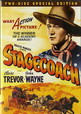 Stagecoach  /  John Ford