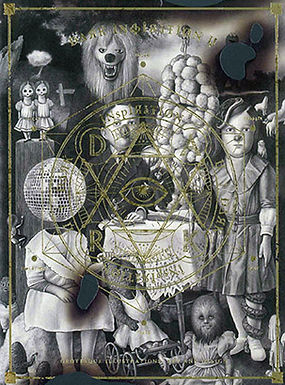 DARK INSPIRATIONS II: GROTESQUE ILLUSTRATIONS, ART AND DESIGN