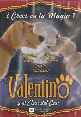 Valentino y clan del can  /  David Bisbano