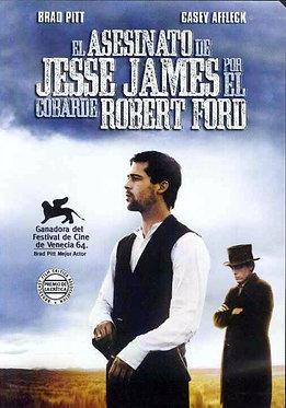 El asesinato de Jessie James po el cobarde Robert Ford  /  Andrew Dominik
