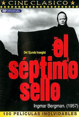 El séptimo sello  /  Ingmar Bergman