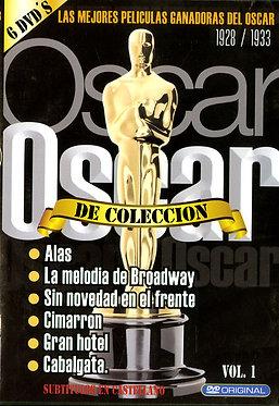 Las mejores películas ganadoras del Oscar 1928-1933  /  Varios
