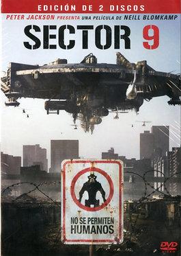 Sector 9  /  Neill Blomkamp