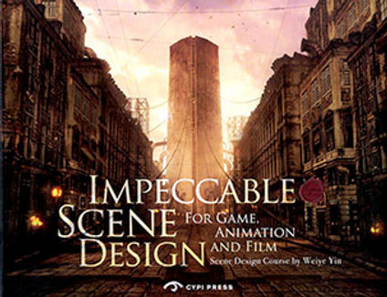 IMPECCABLE SCENE DESIGN FOR GAME, ANIMATION AND FILM