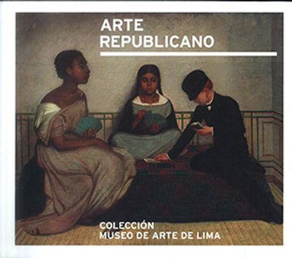 ARTE REPUBLICANO