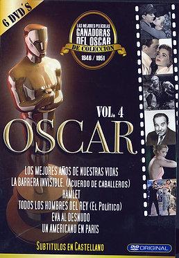 Las mejores películas ganadoras del oscar 1946-1951  /  Varios