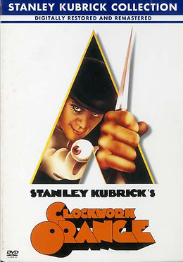Clockwork orange  /  Stanley Kubrick