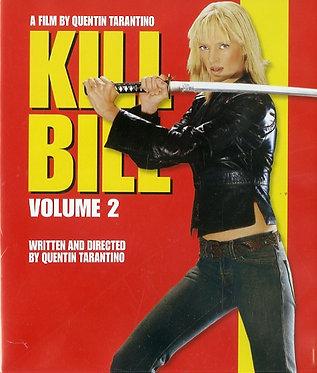 Kill Bill la venganza volume 2  /  Quentin Tarantino