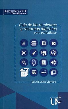 CAJA DE HERRAMIENTAS Y RECURSOS DIGITALES PARA PERIODISTAS