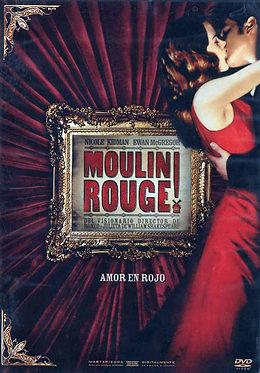Moulin Rouge  /  Baz Luhrmann