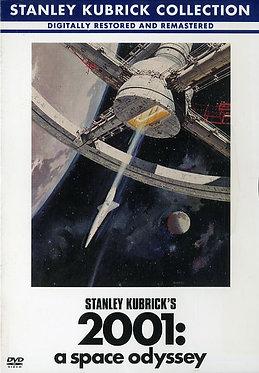2001: a space odyssey  /  Stanley Kubrick