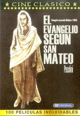 El evangelio según San Mateo  /  Pier Paolo Pasolini