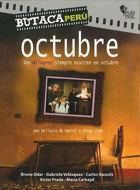 Octubre  /  Daniel Vega