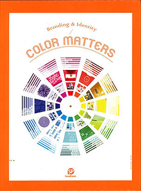 COLOR MATTERS: BRANDING & IDENTIFY