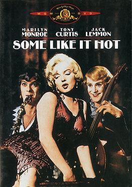 Some like it hot  /  Billy Wilder
