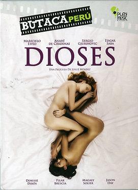 Dioses  /  Josué Méndez