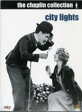 City lights  /  Charles Chaplin