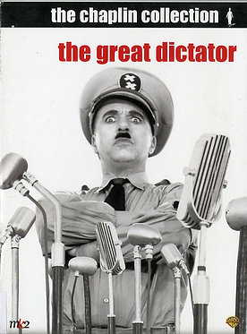 The great dictator  /  Charles Chaplin