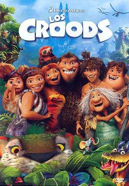 Los Croods  /  Kirk De Micco
