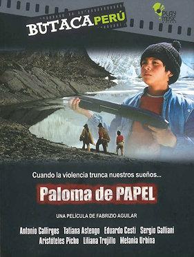 Paloma de papel  /  Fabrizio Aguilar