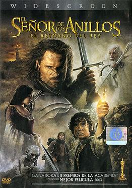 El señor de los anillos: el retorno del rey  /  Peter Jackson
