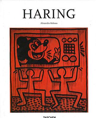KEITH HARING, 1958-1990 : UNA VIDA PARA EL ARTE