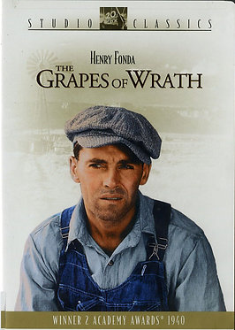 The grapes of wrath  /  John Ford
