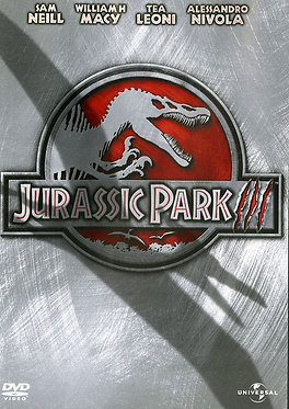 Jurassic Park III  /  Joe Johnston
