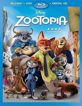 Zootopia  /  Byron Howard