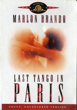 Last tango in Paris  /  Bernardo Bertolucci