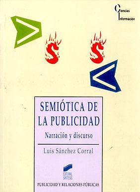 SEMIÓTICA DE LA PUBLICIDAD : NARRACIÓN Y DISCURSO