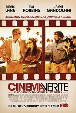 Cinema verite La historia de una familia americana  /  Robert Pulcini