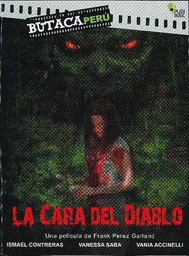 La cara del diablo  /  Frank Pérez Garland