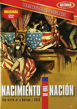 Nacimiento de una nación  /  D.W. Griffith
