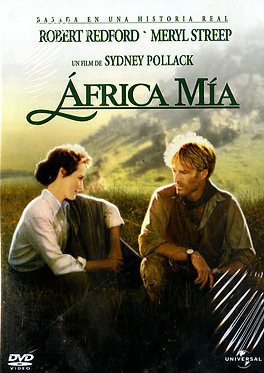 Africa mía  /  Sydney Pollack