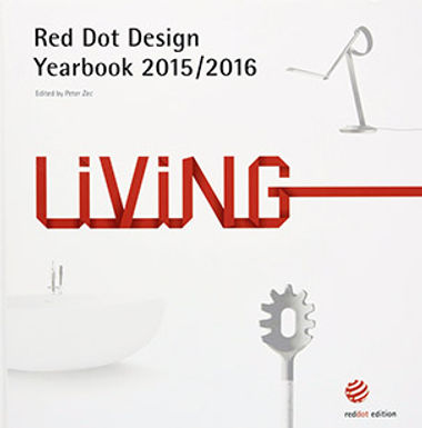 RED DOT DESIGN YEARBOOK 2015/2016: LIVING