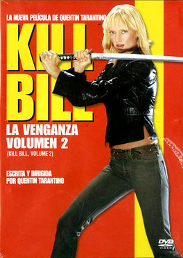 Kill Bill volume 2  /  Quentin Tarantino