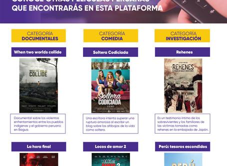"""NETFLIX ESTRENA """"RETABLO"""", CONOCE OTRAS PELÍCULAS PERUANAS QUE ENCONTRARÁS EN ESTA PLATAFORMA"""