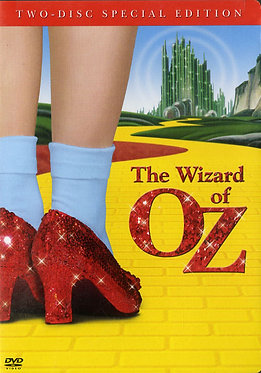 The wizard of OZ  /  Víctor Fleming