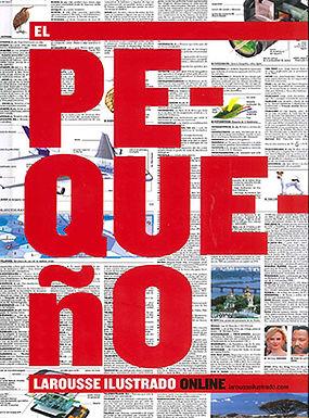 EL PEQUEÑO LAROUSSE ILUSTRADO ONLINE