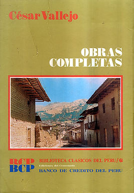 OBRAS COMPLETAS: OBRA POÉTICA