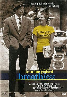 Breathless  /  Jean-Luc Godard