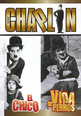 El chico / Vida de perros  /  Charles Chaplin